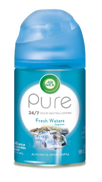Air Wick Automatic Spray - Pure Fresh Waters 5.89 oz
